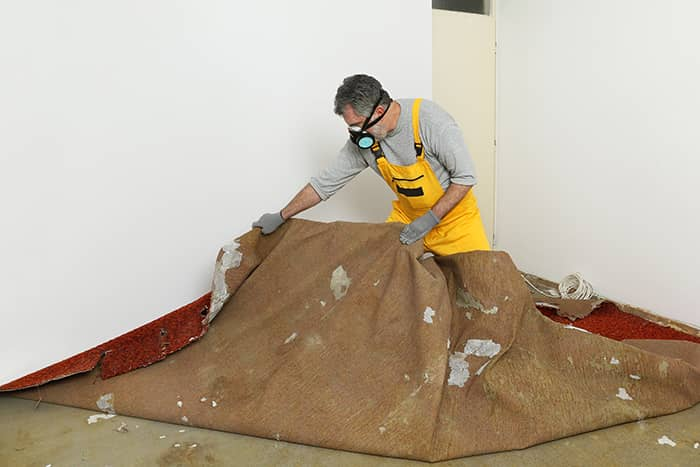 How to Remove Old Carpet Like a Professional for Beginners